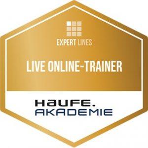 Haufe Akademie Live Online Trainer
