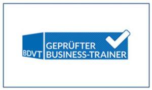 BDVT Geprüfter Business Trainer